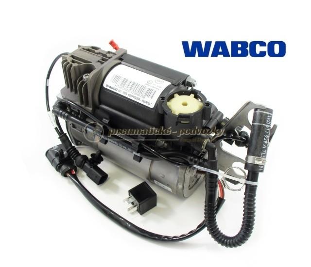 Kompresor OEM Wabco kompletní VW TOUAREG - 7L0698007D